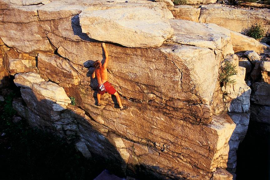FE Walter Dam Bouldering